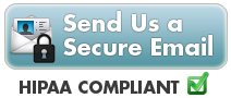 Send Us a Secure Email button